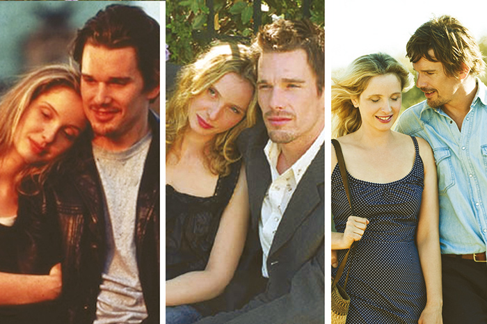 Before Sunset / Before Sunrise / Before Midnight