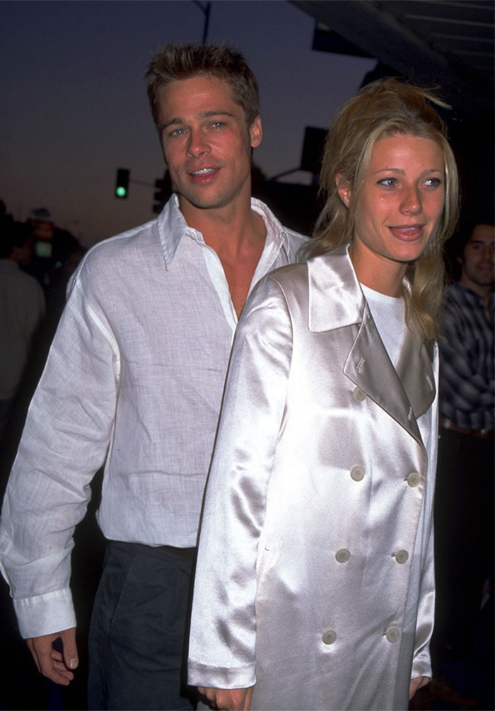 Brad Pitt ve Gwyneth Paltrow