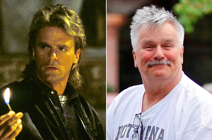 Richard Dean Anderson (MacGyver) - McGyver