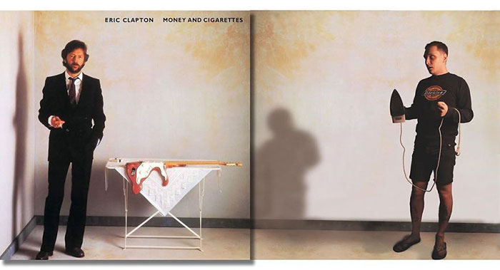 Eric Clapton - Money and Cigarettes 1983