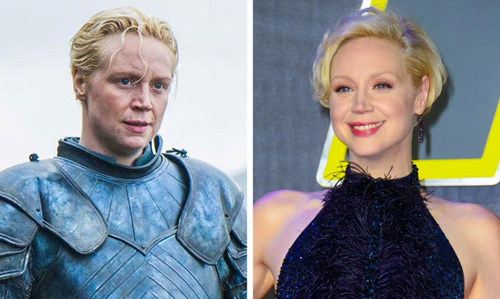 Brienne of Tarth — Gwendoline Christie