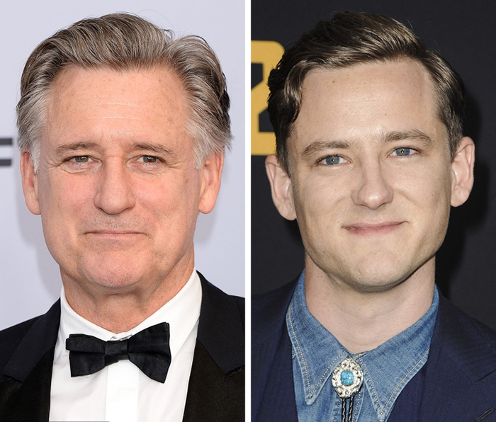 Bill Pullman ve Lewis Pullman
