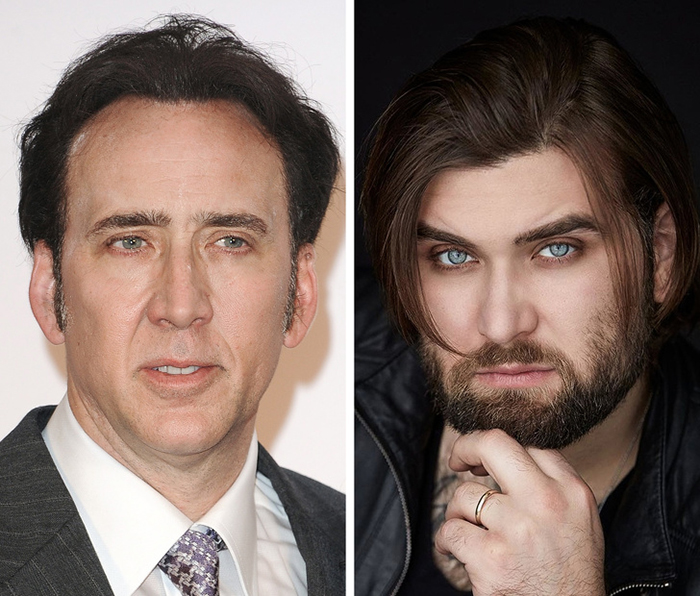 Nicolas Cage ve Weston Coppola Cage
