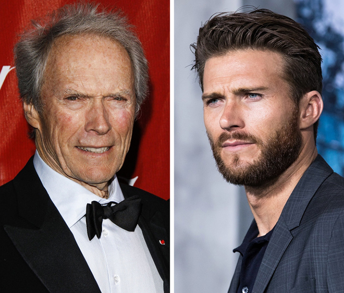 Clint Eastwood ve Scott Eastwood