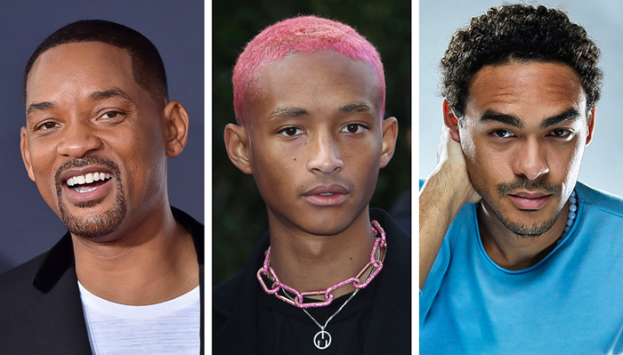Will Smith, Jaden Smith ve Trey Smith