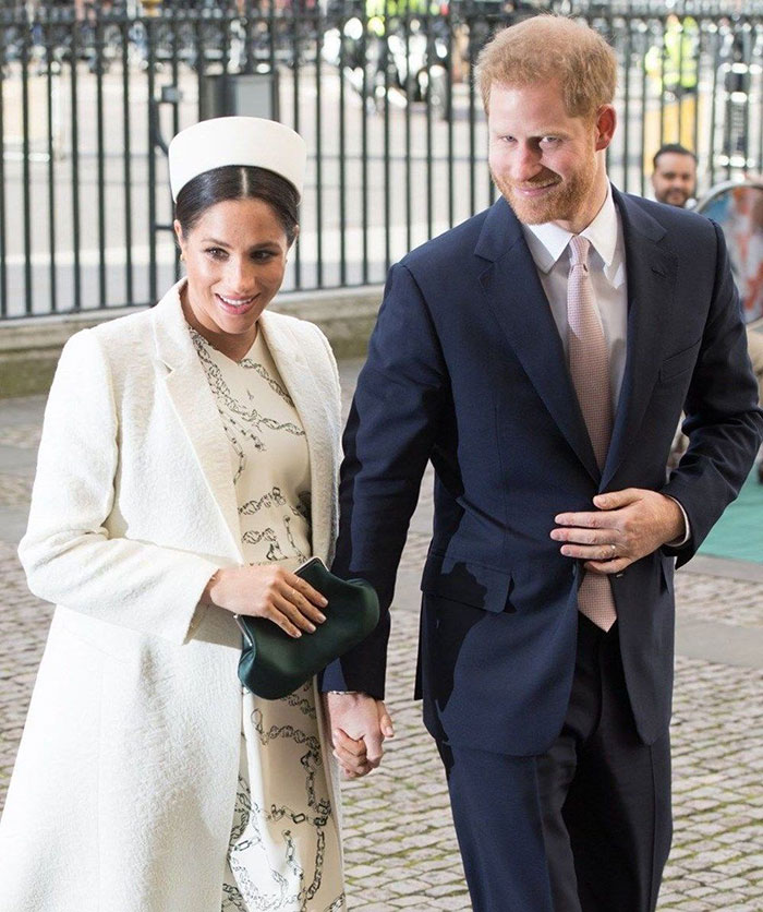 Meghan ve Harry
