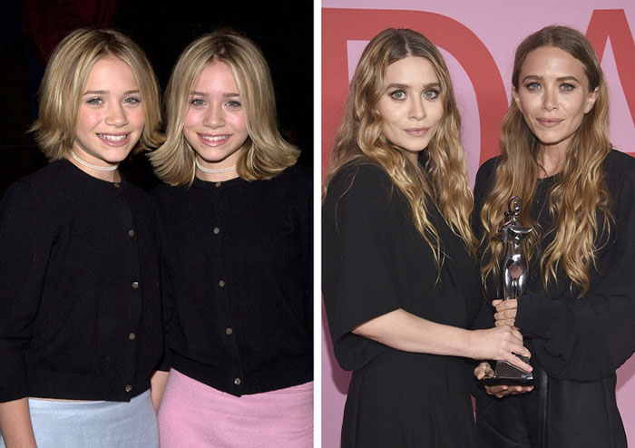Mary-Kate ve Ashley Olsen