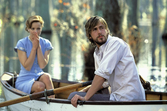 The Notebook filminden bir sahne-3