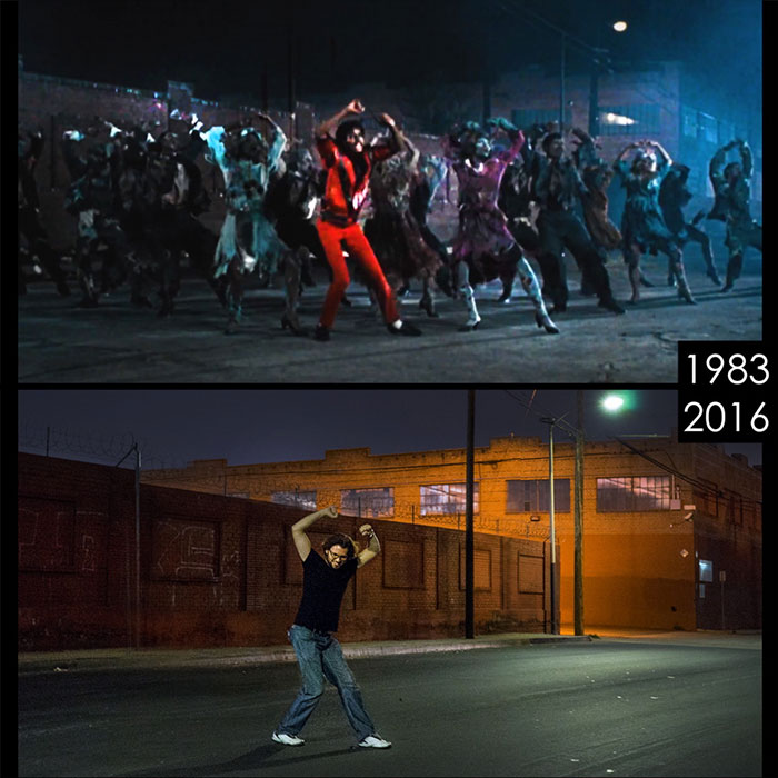 Thriller, Los Angeles