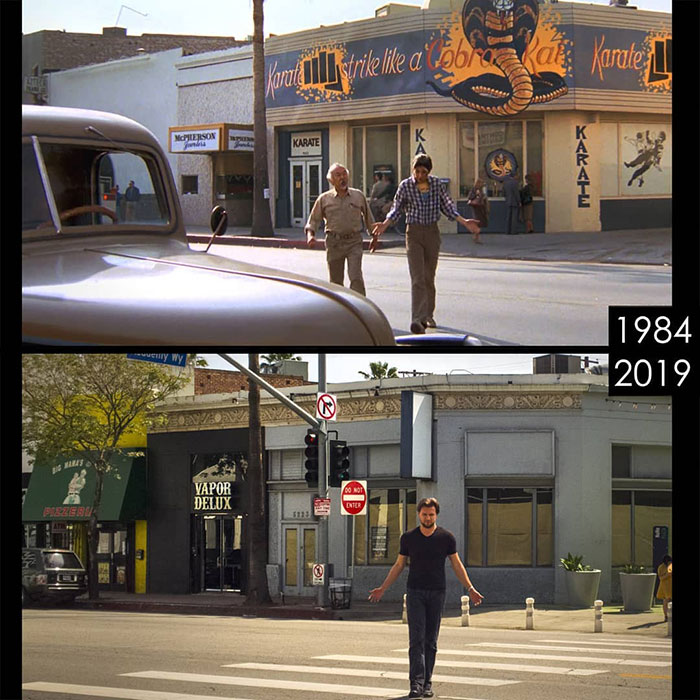 Karate Kid, Cobra Kai Dojo, Hollywood