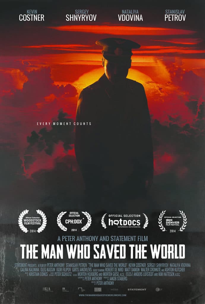 The Man who Saves the World filmi afişi