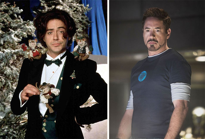 Robert Downey Jr. — Iron Man