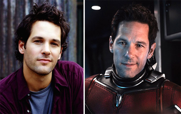 Paul Rudd — Ant-Man