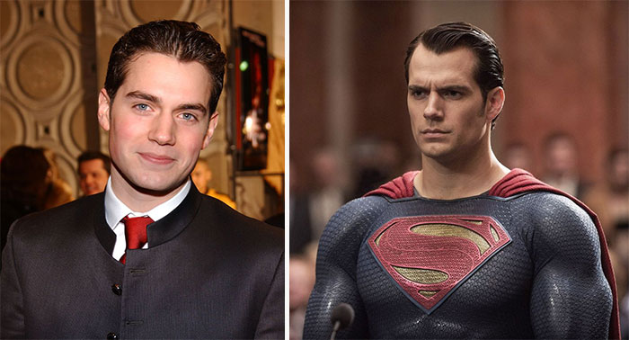 Henry Cavill — Superman