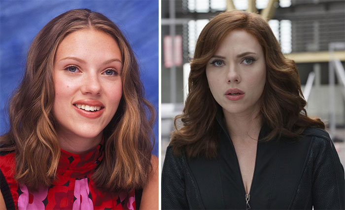 Scarlett Johansson — Black Widow