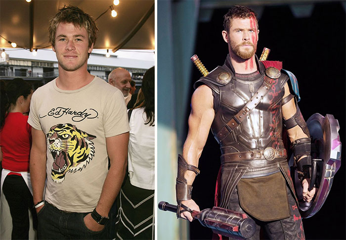 Chris Hemsworth — Thor