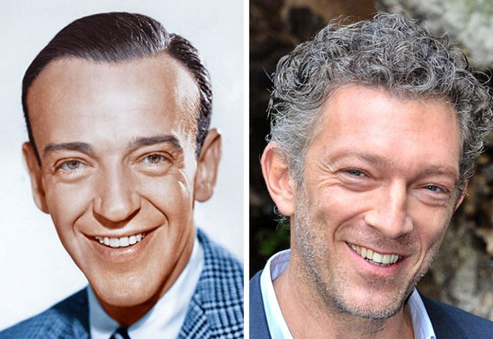 Fred Astaire - Vincent Cassel