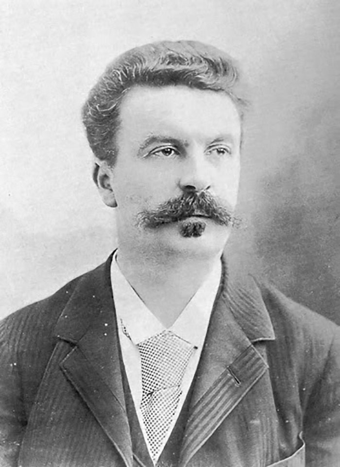 Guy de Mouspassant