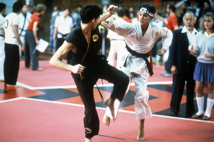 The Karate Kid