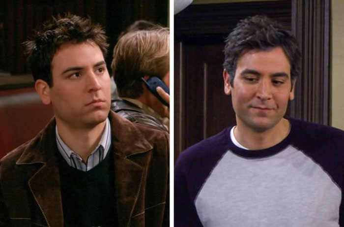 How I Met Your Mother — Ted Mosby