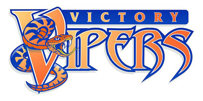 Victory Vipers logo
