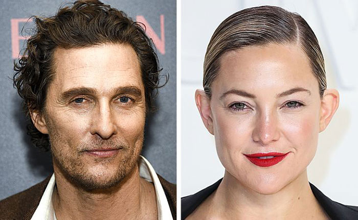 Matthew McConaughey ve Kate Hudson (Ben ve Andie, How to Lose a Guy in 10 Days)-1