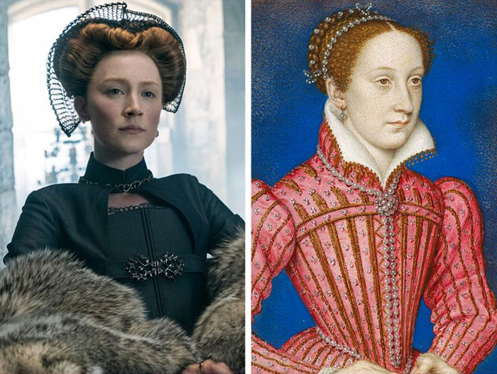 Mary, Mary Queen of Scots