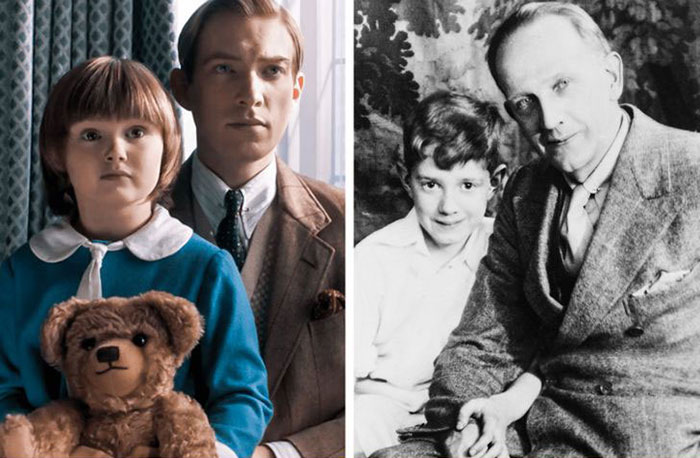 A.A. Milne and Christopher Robin Milne, Goodbye Christopher Robin