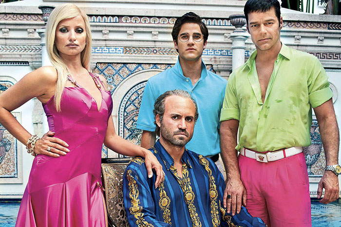 American Horror Story: The Assasination of Gianni Versace dizisi