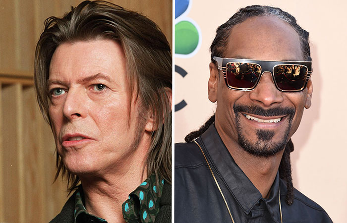David Bowie ve Snoopy Dogg
